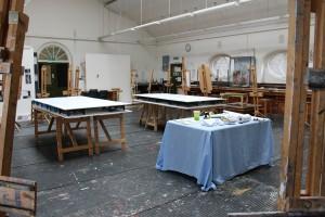 Studio 301 - Painting Prep